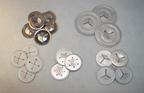 Insulation Clips Without Plastic Coating